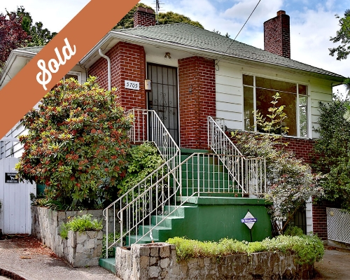 Mt. Tabor house sold by Eric Hagstette, July 2013